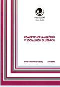 Kompetence manažerů vsociálních službách