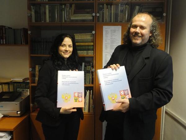 Publikace prostudenty rusistiky