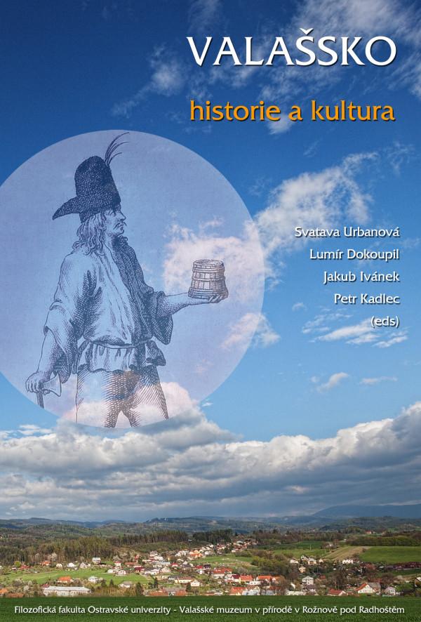 Pozvánka nakřest publikace Valašsko - historie akultura