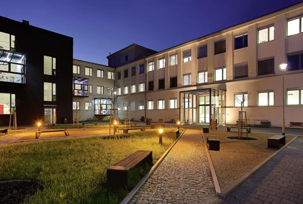 Nová budova LF OU