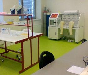 Referenční laboratoř proanaerobní bakterie