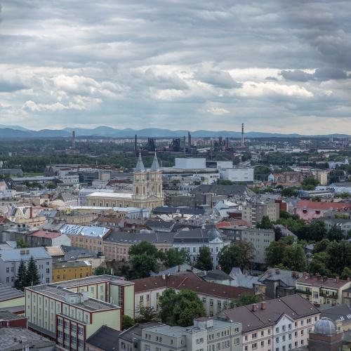 Ostrava aregion