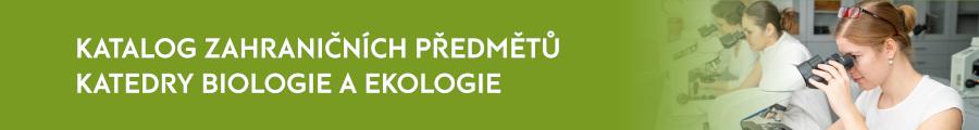 Katedra fyzické geografie ageoekologie