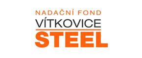 logo Nadačního fondu VÍTKOVICE STEEL