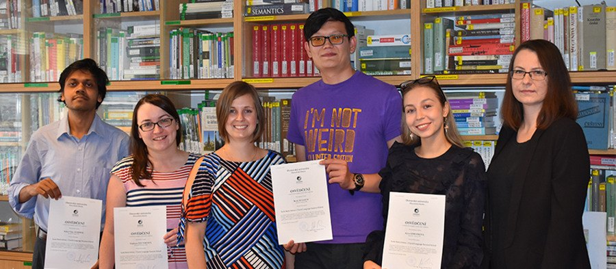 Czech Language Summer School Ostrava: Czech Is Going Abroad