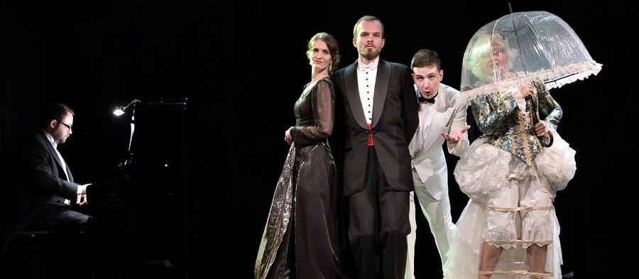 Nová Operní akademie Ostrava