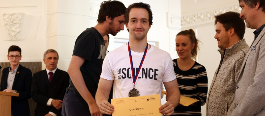 Mathematical competition won by talents from St. Petersburg