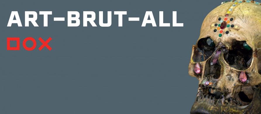 ART-BRUT-ALL: Surové diamanty umělecké scény vDOXu