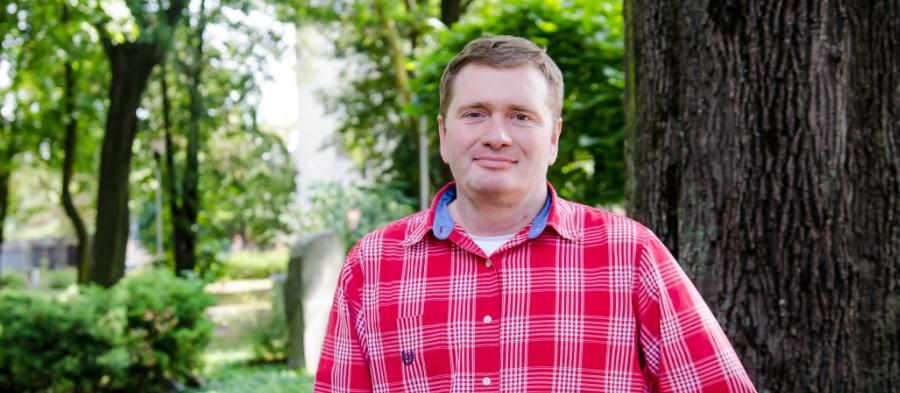 Mikrobiolog Vyacheslav Yurchenko získal profesuru