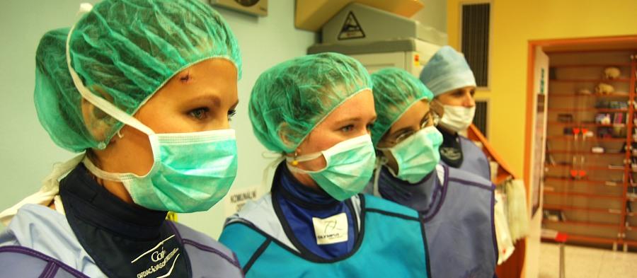 Lékařská fakulta bude mít cvičnou nemocnici