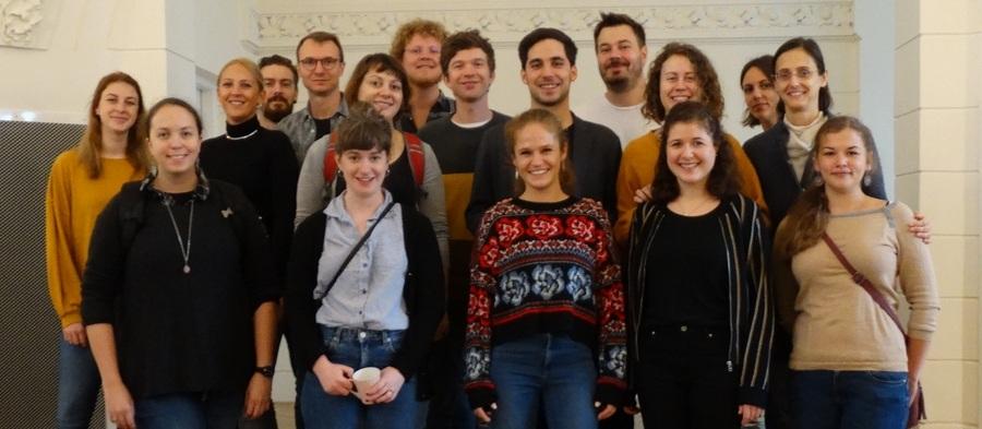 Mezinárodní projekt vrámci sítě SOWOSEC