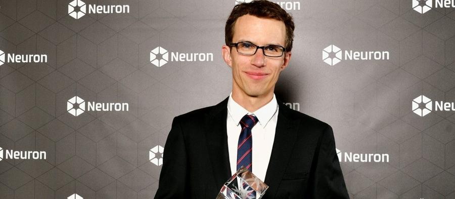 Mladý vědec zOstravské univerzity laureátem Ceny Neuron