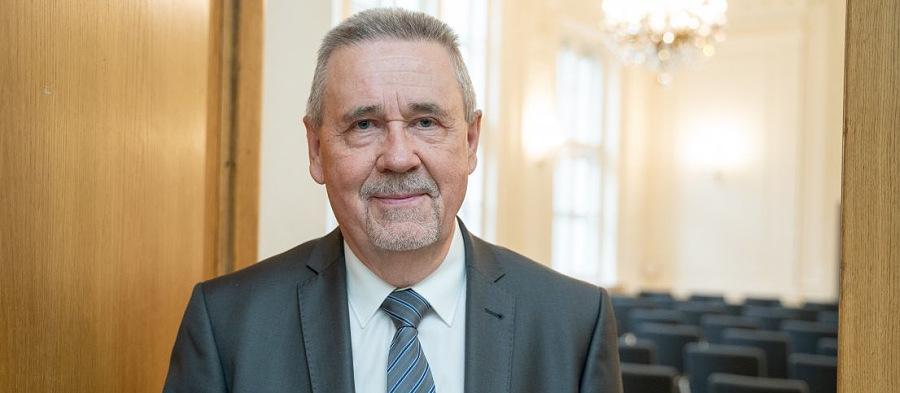 Rozhovor sprof. PaedDr. Oldřichem Chytilem, Ph.D., Dr. h. c.