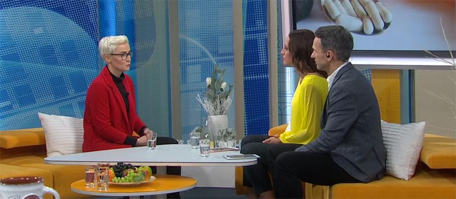 Dobré ráno České televize