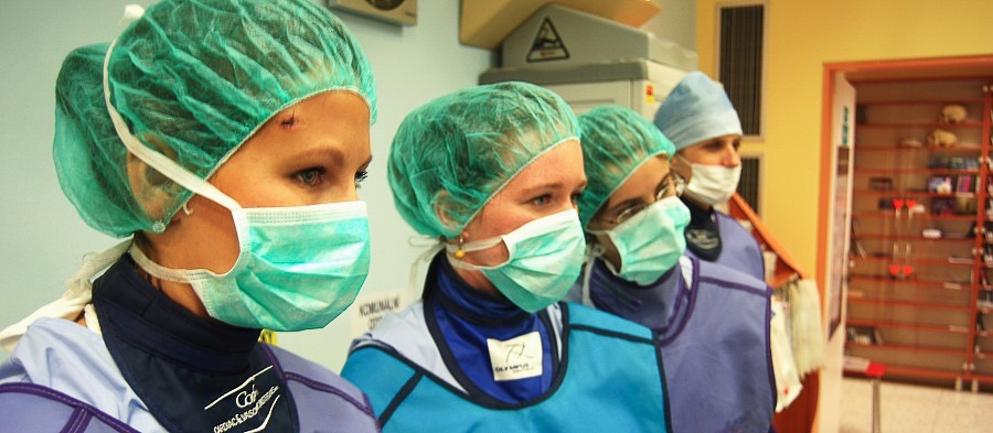 Podpora zdravotnickým zařízením