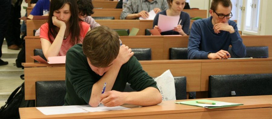 Informace opřijímacích zkouškách