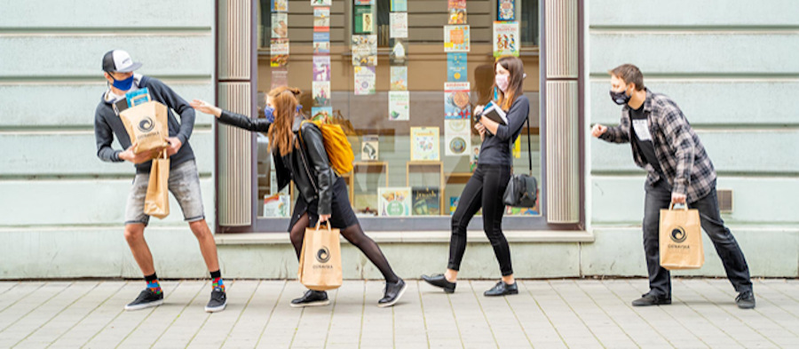 Výprodej knih zprodukce OU spuštěn! Slevy až 95 %