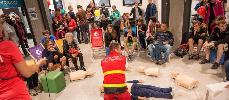 Chceš sestát záchranářem?