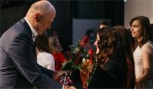 Hvězdy z Ostravské univerzity převzaly Ceny rektora
