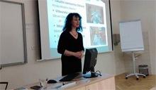 Vedoucí dobrovolnického centra ADRA Ing. Dagmar Hoferková přijala pozvání FSS OU