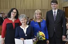 Další oceňení pro akademičku naší fakulty, prof. Pančíkovou