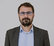 doc. RNDr. Jan Hradecký, Ph.D.