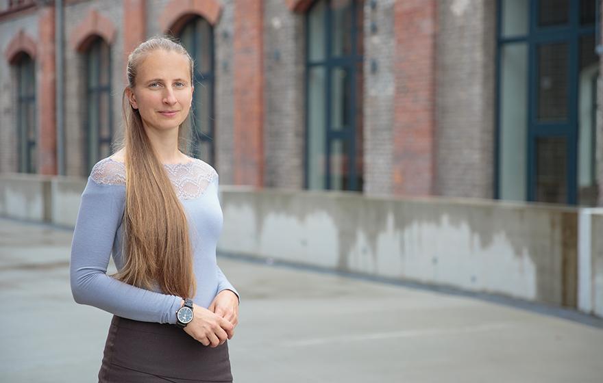 Lucie Bártová Vopravilová