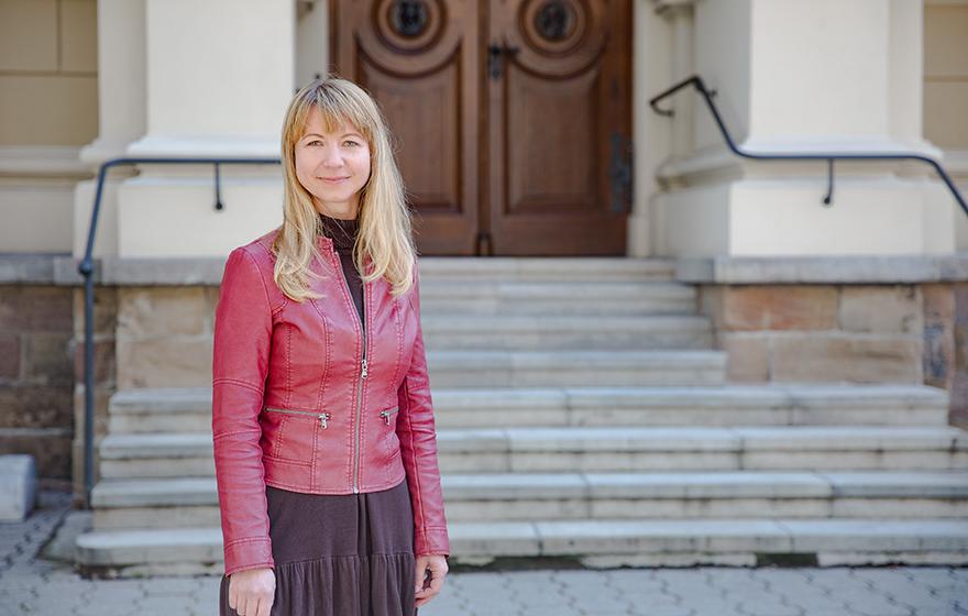 Tereza Mikšánková