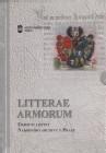 Litterae armorum - erbovní listiny Národního archivu v Praze
