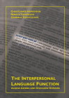 The Interpersonal Language Function Across Genres and Discourse Domains