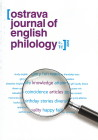 Ostrava Journal of English Philology vol 10, no.1/2018