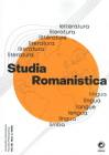 Studia Romanistica vol. 20, 1/2020
