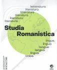 Studia Romanistica vol. 21, 1/2021