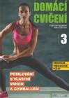 Domácí cvičení 3 - Posilování s vlastní vahou a gymballem